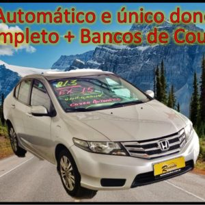 Lindo Honda City 2013 1.5